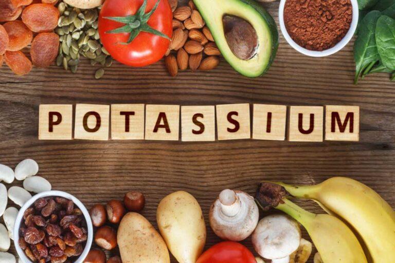 Alimentos con Potasio mejoran tu salud